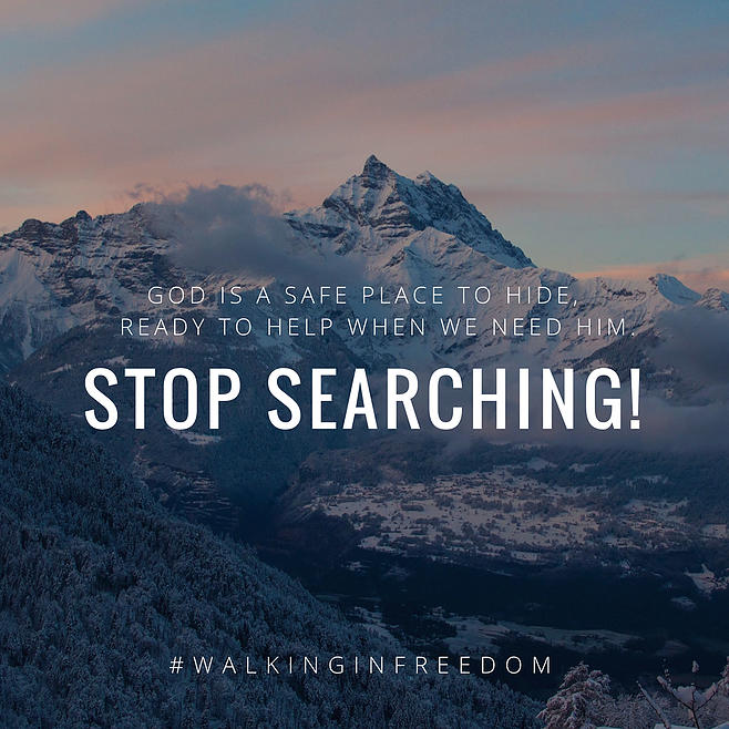 Stop Searching_WIFD